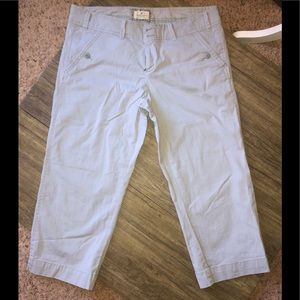American Eagle Capri pants. Gently worn.